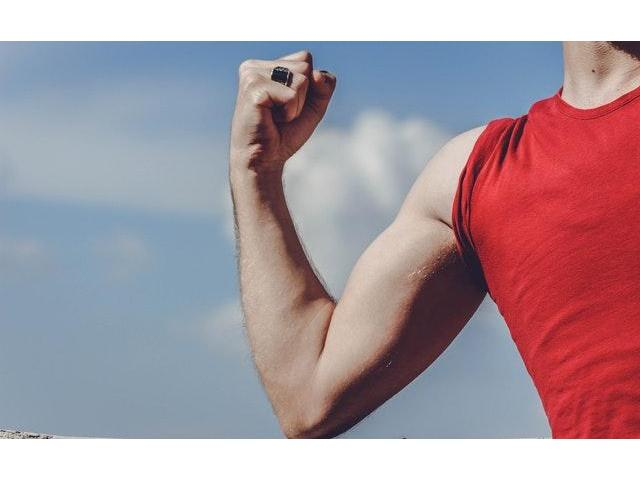 THE BODY'S MOST POWERFUL, PRIMAL MUSCLE… … THAT YOU'VE NEVER HEARD OF