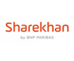 Sharekhan is one of the largest brokers in India,