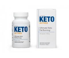 Keto Actives - Weight Loss