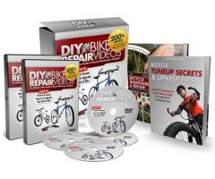 Repair & Maintain Bicycles From Home! ​Go From Beginner To Expert