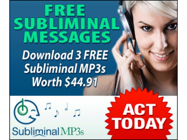 200+ Powerful Subliminal MP3s