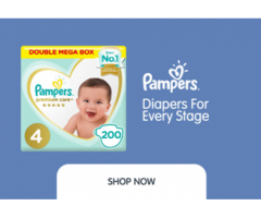 Diapers for Every Stage
