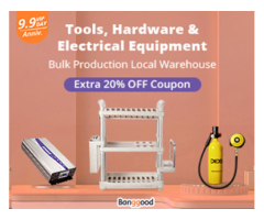 Tools, Hardware & Electrical Equipt.