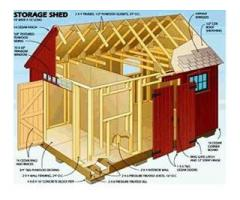 Planning To Build A Shed?