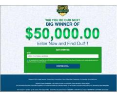Enter to Get Rewards from Super Sweepstakes!