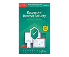 Kaspersky Internet Security 2020 | 3 Devices | 1 Year