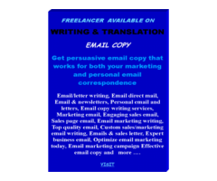 Email Copy