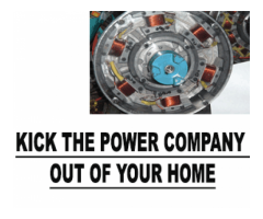 Learn how to generate your own free electricity