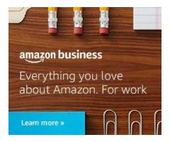 FREE TRIAL AMAZON BUSINESS ACCOUNT