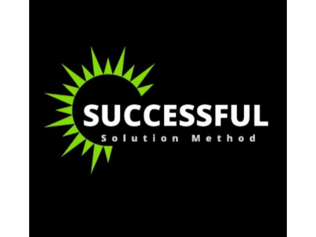Successful Solutions Method (EARN WHILE YOU LEARN PROGRAM).