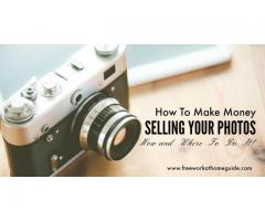 Earn from Your Photos,Start Selling Your Photos Today