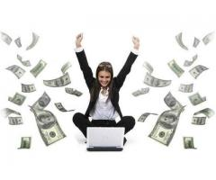 Genius way to make money online, earn a six figure side - income.