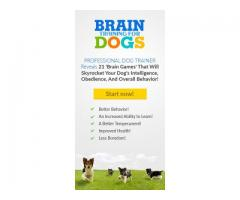 "Develops your Dog's ""Hidden Intelligence""."