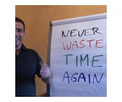 Never Waste Time Again!