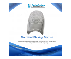 Chemical Etching Service