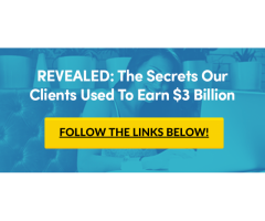 REVEALED: The #1 Secret of online Millionaires