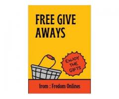 Get your Free Online Gifts