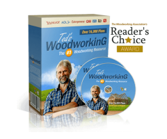 Teds woodworking The World's Largest Collection of 16,000 Woodworking Plans!
