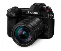 Panasonic LUMIX G9 Mirrorless Camera, Micro Four Thirds, 20.3