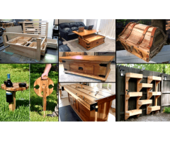 The World's Largest Collection of 16,000 Woodworking Plans!