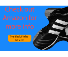 Choose Your Perfect Soccer Cleats On Amazon!