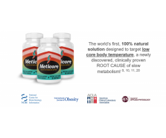 METICORE 100% all-natural SUPPLEMENT FOR WEIGHT LOSS