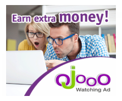 EARN MONEY BY VIEWING ADVERTISEMENTS!