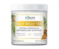 Flat belly Tea-reduce your belly fat without hustle