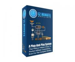 The 12 Minute Affiliate System - Hot Offer!