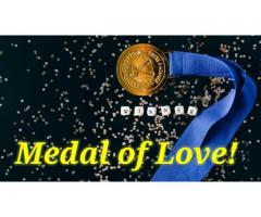 Medal of Love!How has figure skater Jenny Kilmer won a fivetime Olympic gold medal since she was 16?