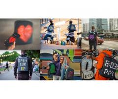 Pix - the most unusual backpack that you will have!