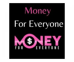 """""""Money For Everyone"""" an ingenious system to make money online."""