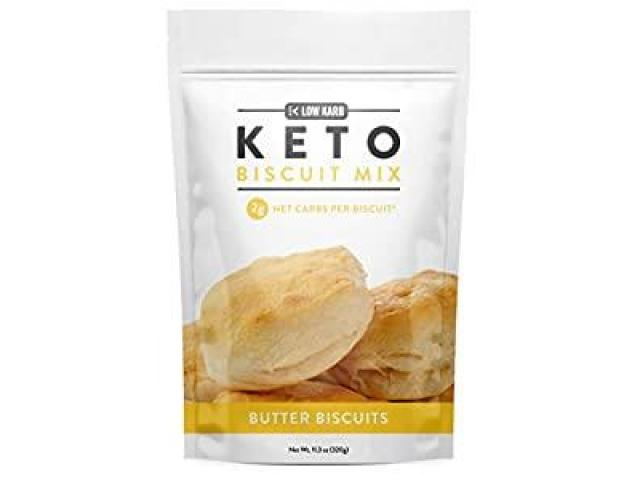 NuTrail Keto Buscuits
