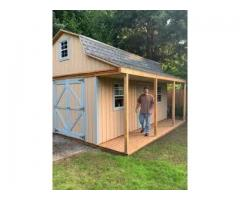 Planning to built a shed
