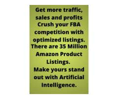 Get more traffic, sales and profits ! ! ! !
