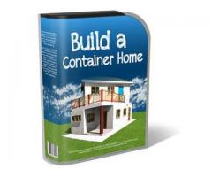 New: Build A Container Home - Green Product Paying 75% Commission