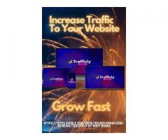 Drive Unlimited Free Traffic To Your Website With Trafficly