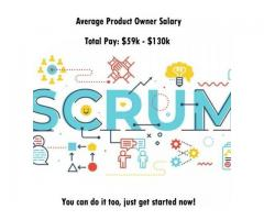 Agile Masterclass: Scrum framework for Product Owner and Scrum Master explained