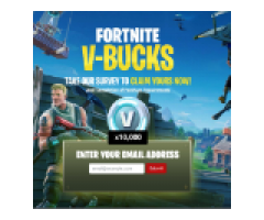 Get Fortnite VBUCKS
