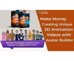create 3D animated and AI videos in minutes