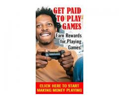 Make a little extra cash for enjoying your game
