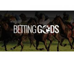 EARN BIG with BETTING GODS