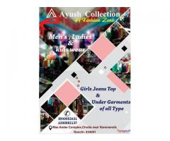 AYUSH COLLECTION