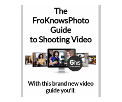 wanted to learn the secrets of shooting video