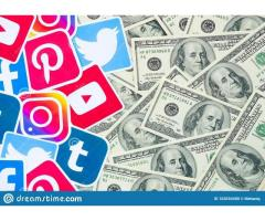 Get Paid For Using Facebook, Twitter And Youtube