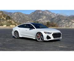 2021 Audi RS 7 - Sound, Interior and Exterior in detail