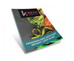 Create Your Own Keto Diet - Portion sizes have been calculated specifically for you