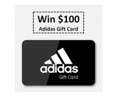 GET $200 ADIDAS GIFT CARD NOW