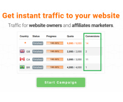 Need traffic for your affiliate offers?
