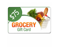 RZUSA - $75 Grocery Giftcard Giveway